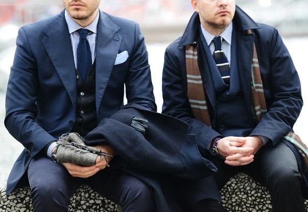 как одеваться худому парню