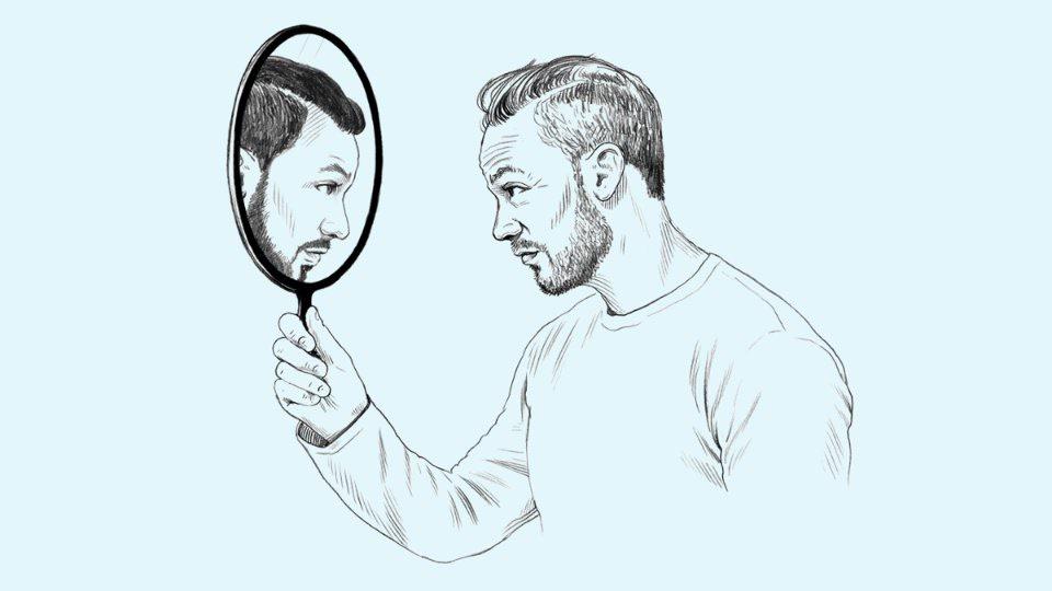 Как мужчине выглядеть моложе