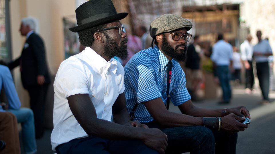 Мужские шляпы на лето