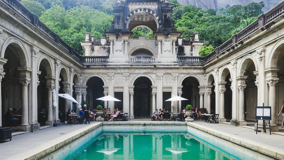 Лучшие рестораны Рио де Жанейро
