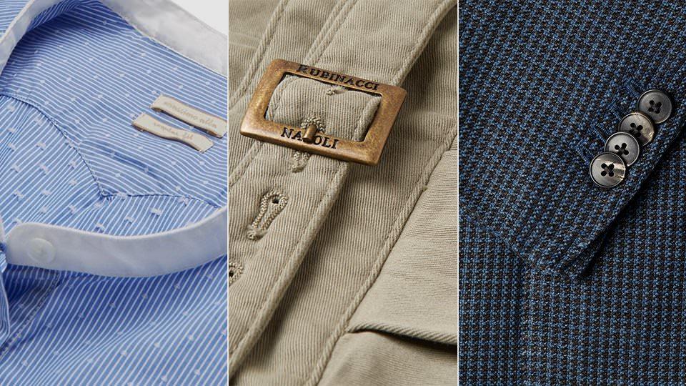 Итальянские бренды мужской одежды