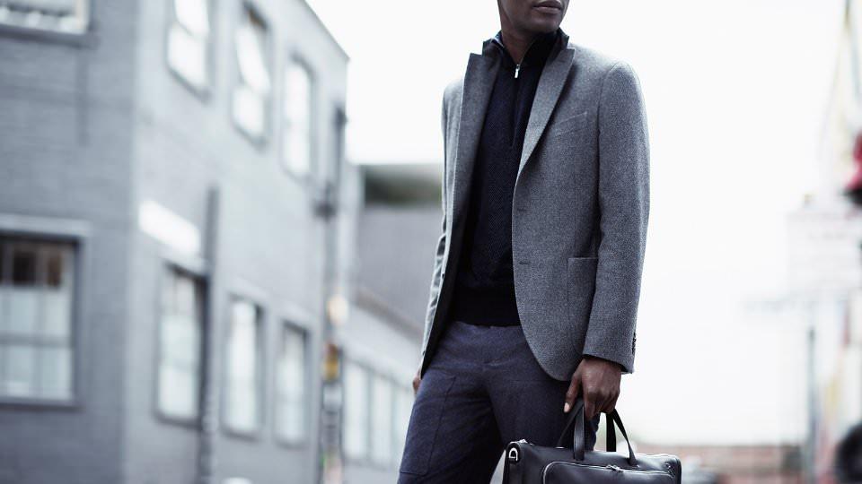 Новые модные тренды в мужской одежде