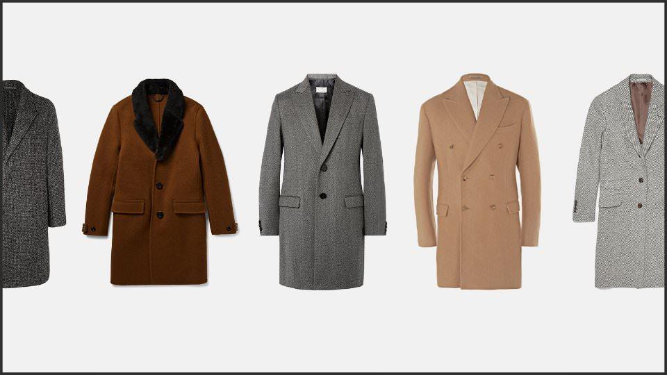 Как выбрать мужское зимнее пальто?