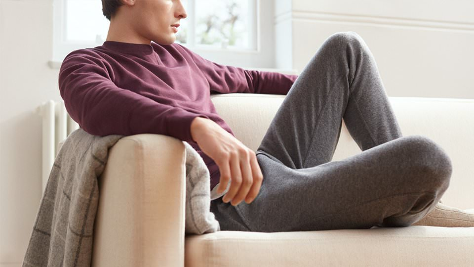 С чем носить спортивные штаны?