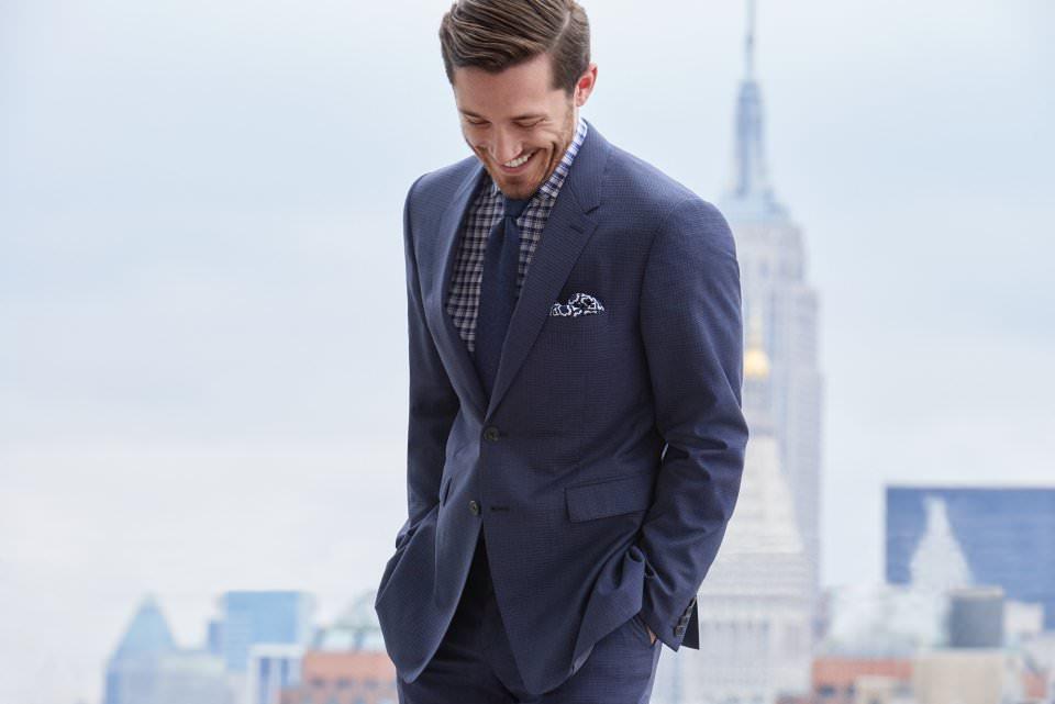 Офисный дресс код для мужчин