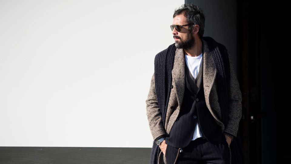 Как одеться зимой мужчине тепло и красиво?