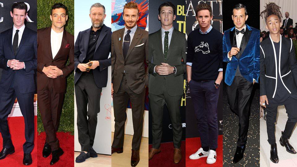 Стильные мужчины 2016