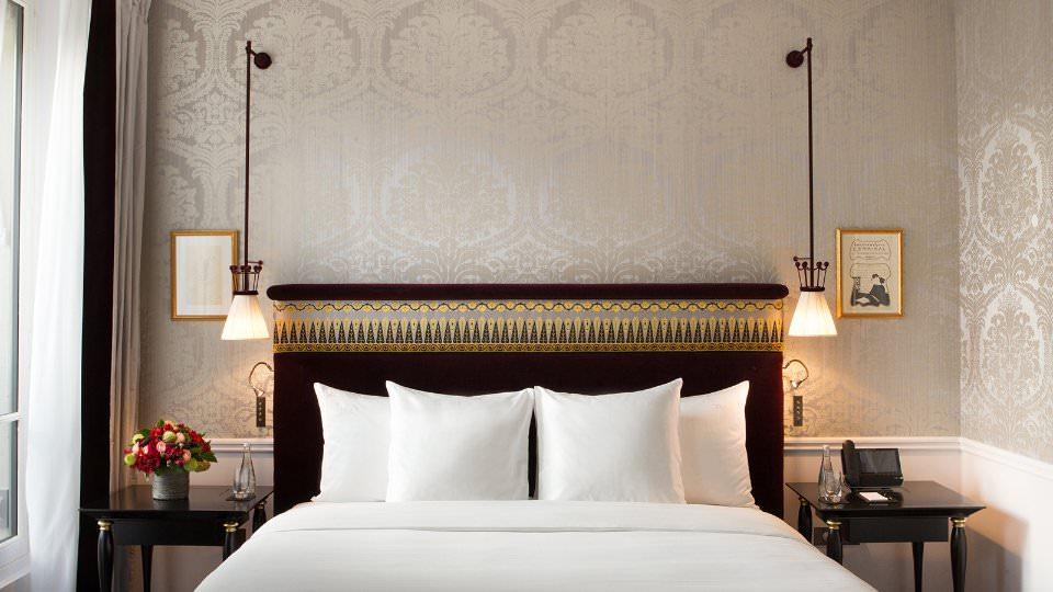 романтичные отели