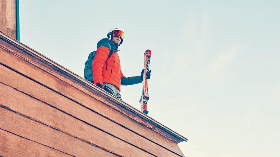 Как одеваться для катания на лыжах
