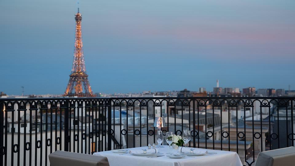самые романтичные рестораны