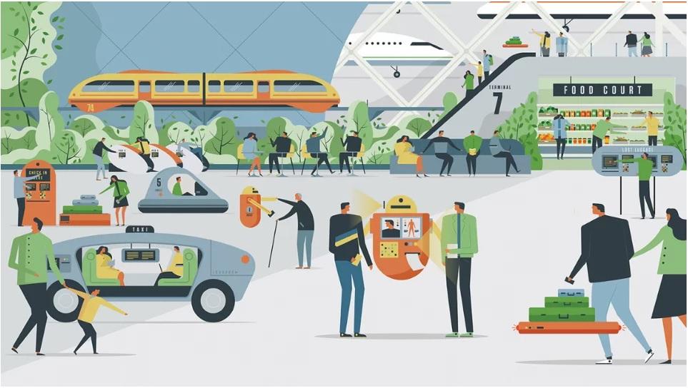 Аэропорт будущего - каким он будет?