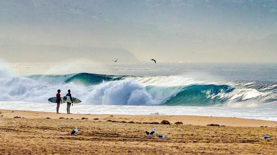 лучшие пляжи для серфинга