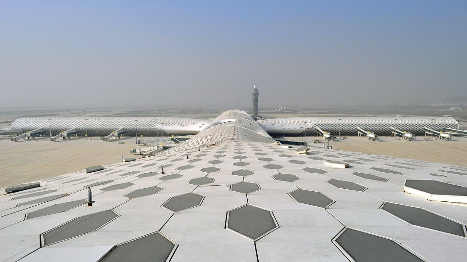 красивые аэропорты мира