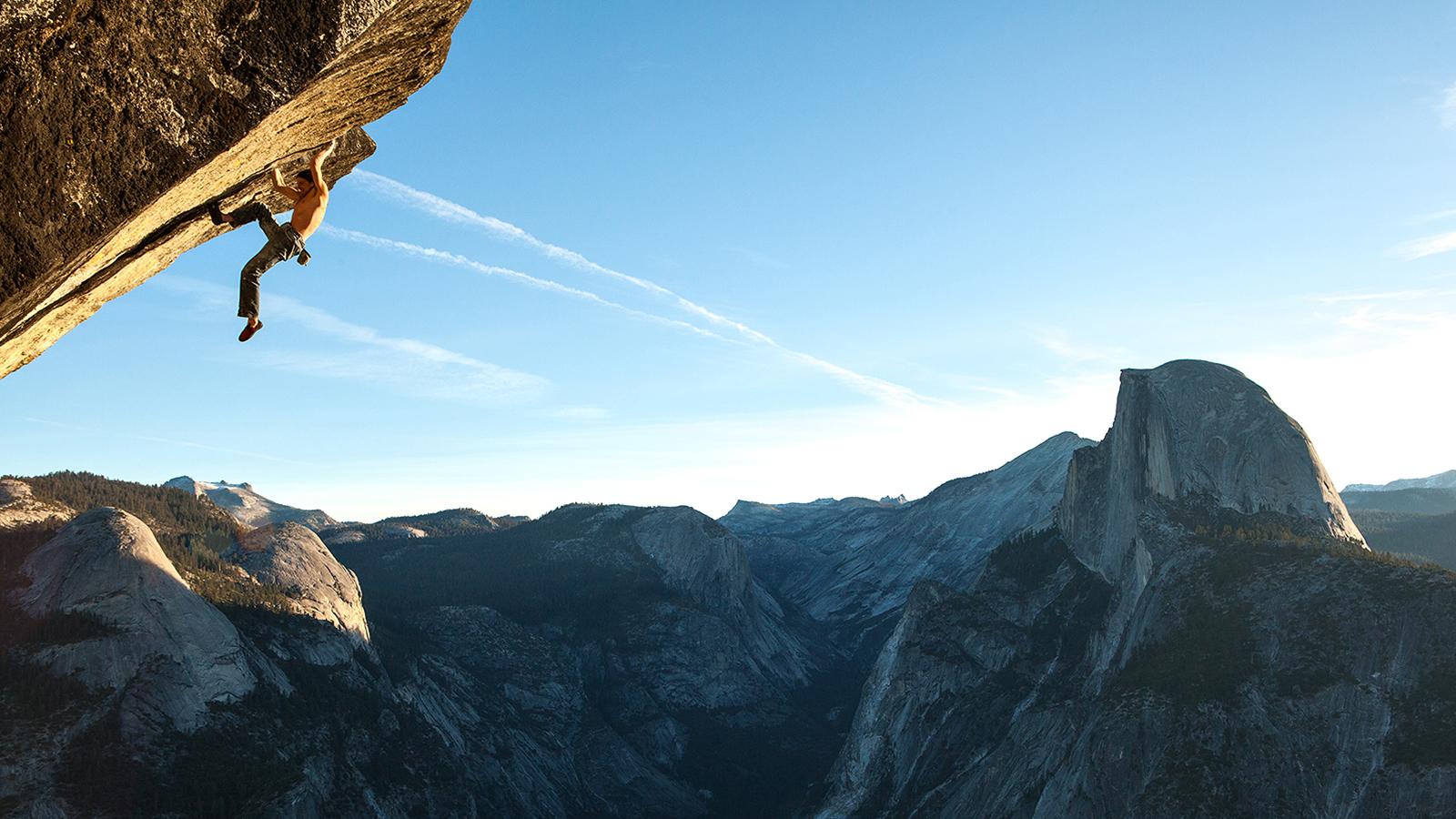 природа горы спорт скалолазание  № 3295484 без смс