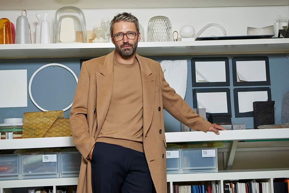 Интервью с парижским дизайнером
