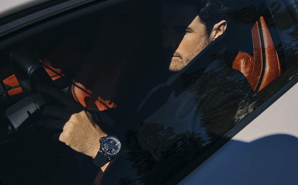 Часовой бренд Роджер Дюбуа