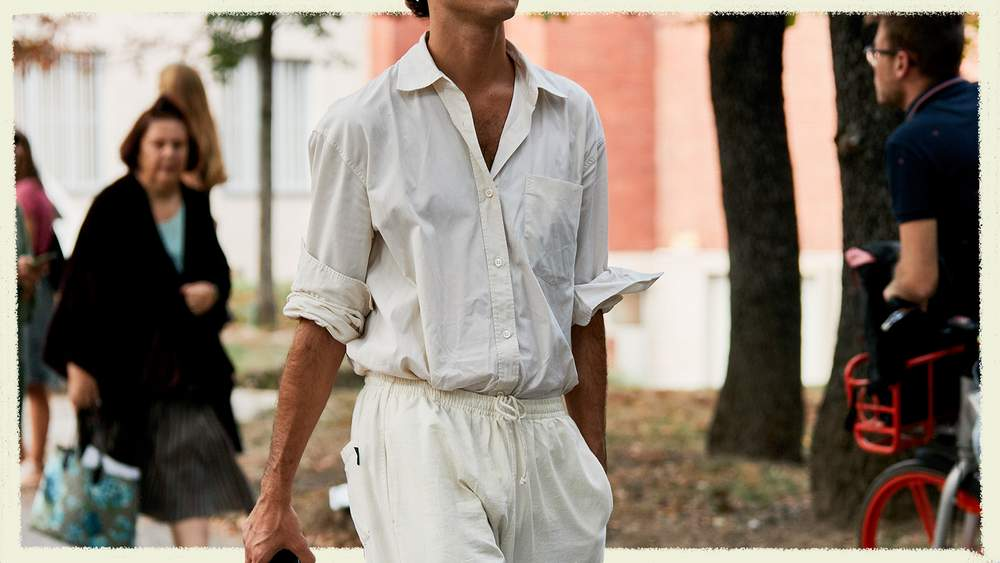 Как носить рубашку мужчине