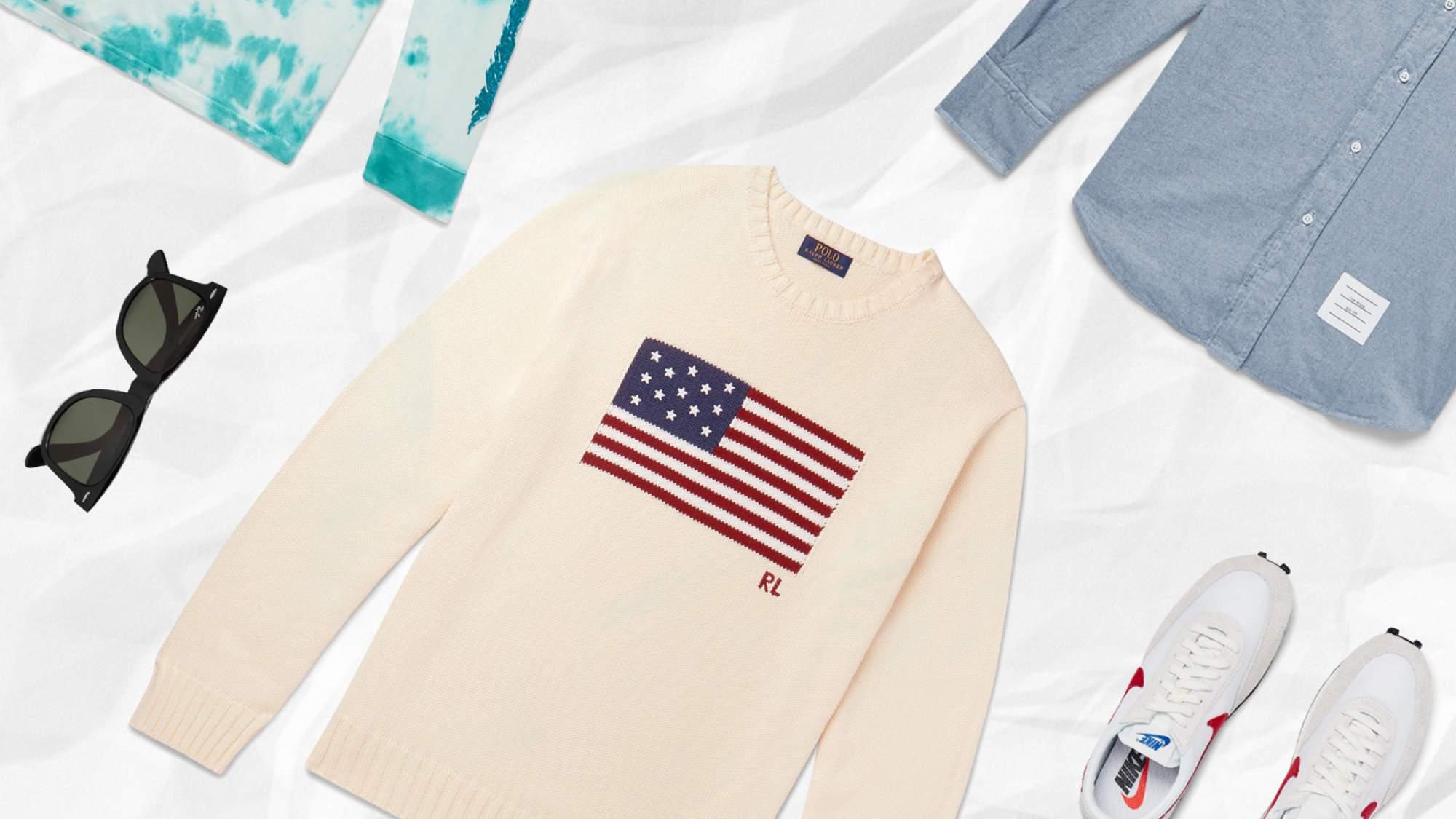 американские бренды одежды