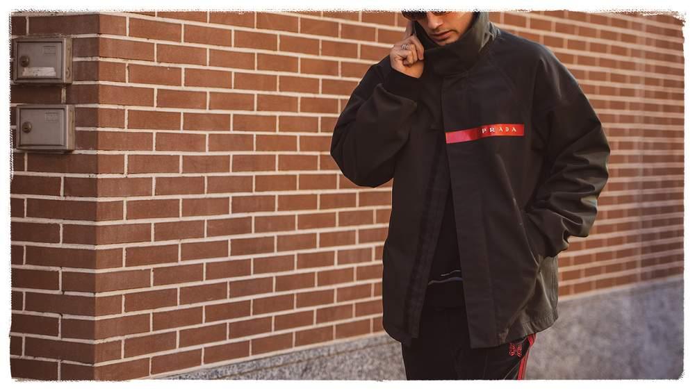 Одежда outdoor как носить